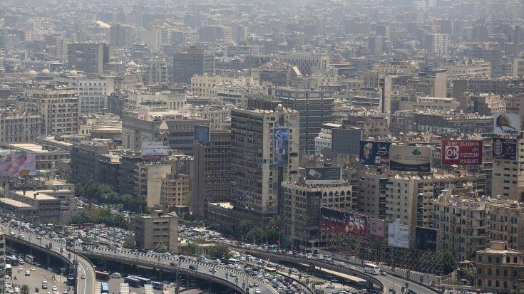 مدينة القاهرة القديمة