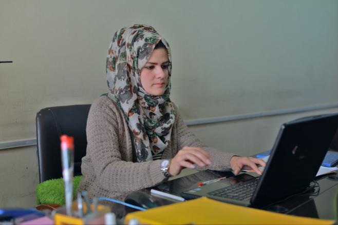 Helping women in the Kurdistan region of Iraq find job opportunities Iraq-MENA